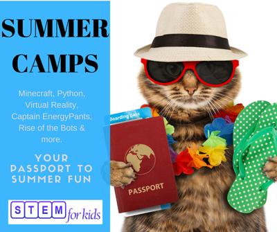 STEM STEAM Summer Camps