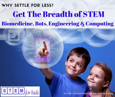 STEM STEAM Classes, Camps, After Schools