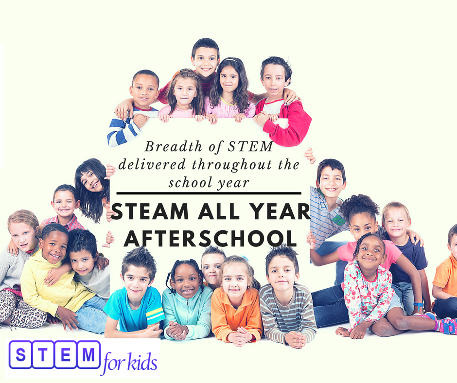 STEAM All Year Afterschool Programs - Engineering, Robotics, Biomedics and Computer Programming for kids