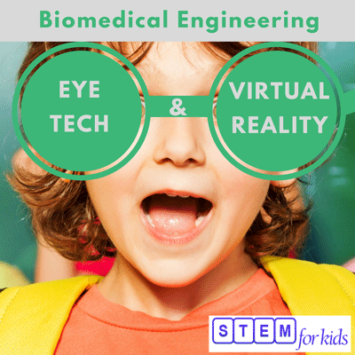 Biomedical Engineering Virtual Reality Trackout Camps Raleigh Morrisville Cary Durham Chapel Hill
