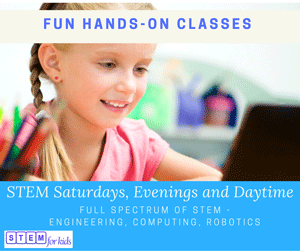 After School, STEM Saturday, Track-out STEM STEAM Camps in Raleigh & Morrisville RTP