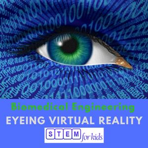 Biomedical Engineering-Eye Virtual Reality for children morrisville raleigh