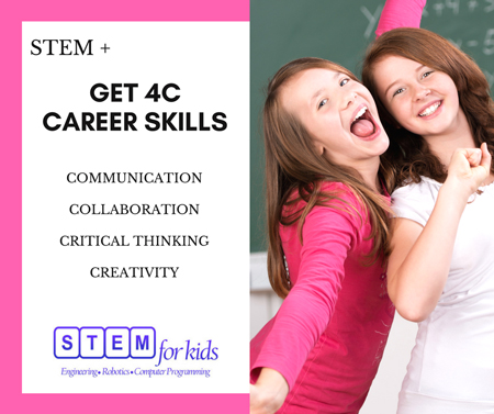 STEM STEAM Classes and Camps
