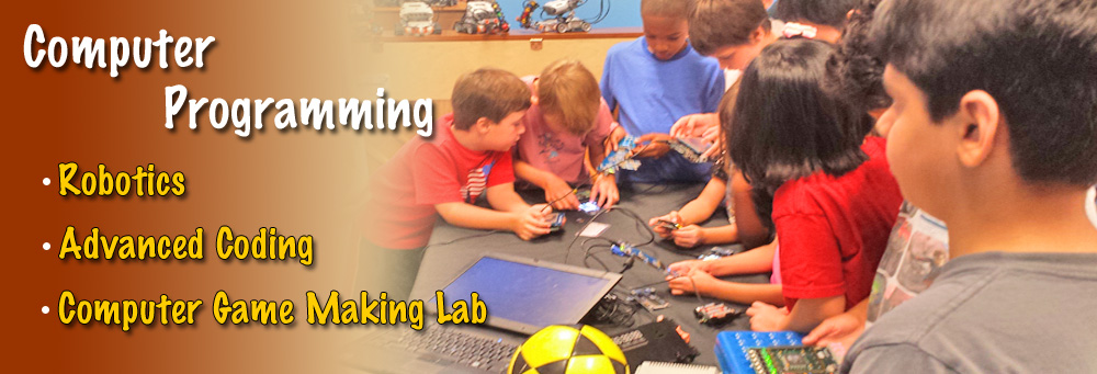 Computer Programming, coding, debugging, problem solving and critical thinking for kids.