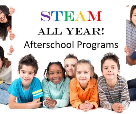 STEM STEAM After School Programs